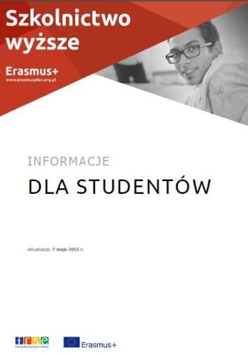 Informacje dla studentow