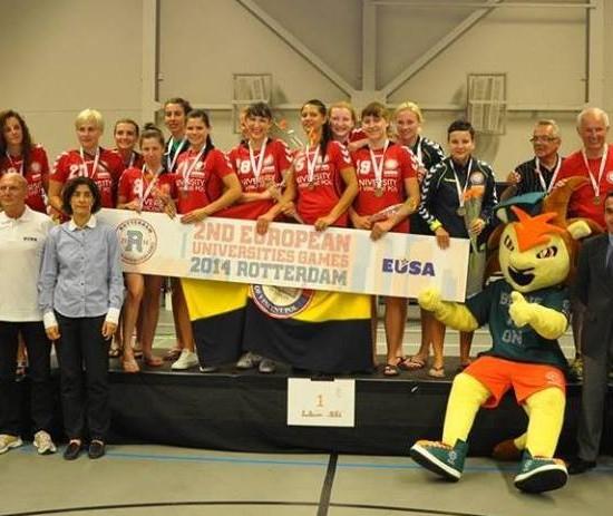 II Igrzyska Studenckie Rotterdam