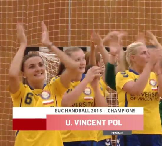 Akademickie Mistrzynie Europy